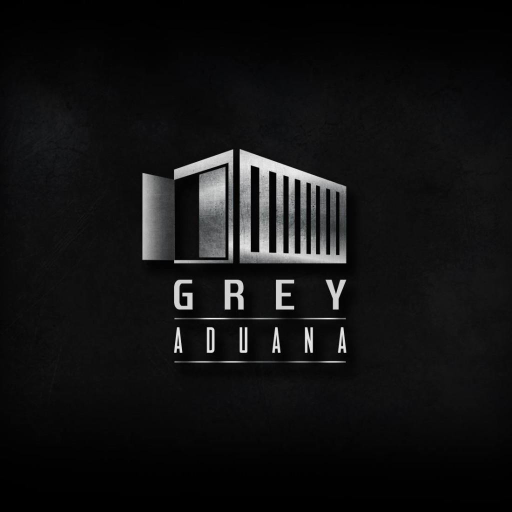 Identidad corporativa Grey Aduana