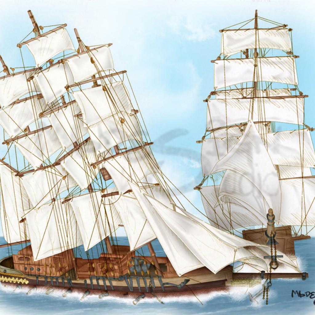 Batalla Naval del Lago