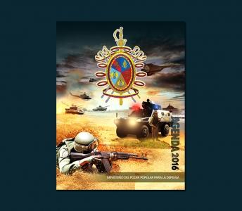 Agenda Ministerio de Defensa 2016