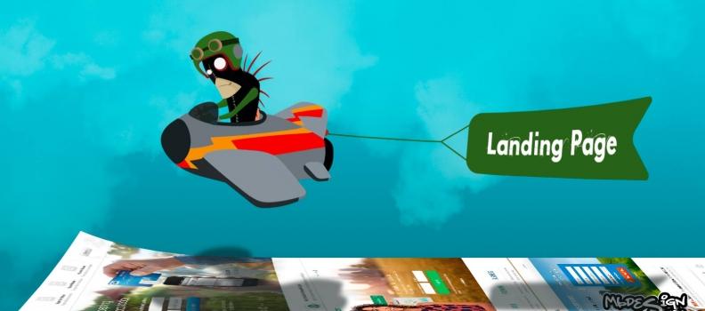 ¿Para qué se usan las landing pages?