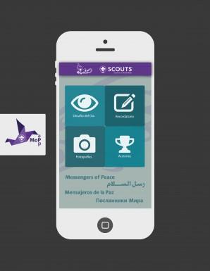 pantalla de menu